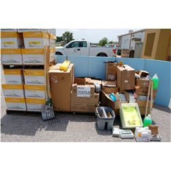 Misc. Office Paper, Janitorial Supplies