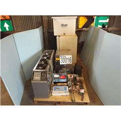 Lab Oven, Water Tank, Meters, Heaters