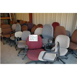 AREA 5 MISC. CHAIRS