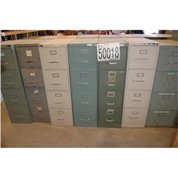 AREA 5 MISC. FILE CABINETS
