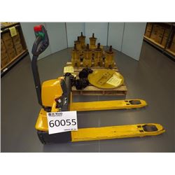 Misc. Gear Boxes, Driveshaft, Pallet Truck