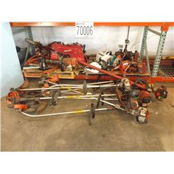 Misc. Grass Trimmers, Chain Saw, Saws, Drills, Wrenches