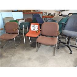 AREA 7 MISC. CHAIRS