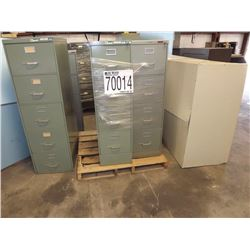 AREA 7 MISC. FILE CABINETS