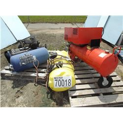 Air Compressors, Pressure Washer, Sprayer