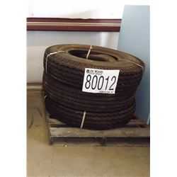AREA 8 USED TIRES:  3 EACH