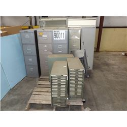 AREA 9 MISC. FILE CABINETS
