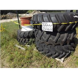 AREA 9 USED TRACTOR TIRES A