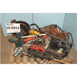 AREA 10 MISC. SAWS, PUMPS, S