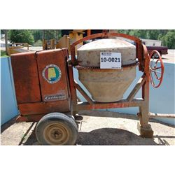 AREA 10 CONCRETE MIXER