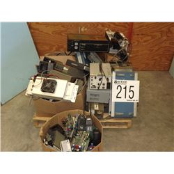Misc. Two Way Radios, Receiver, Test Set
