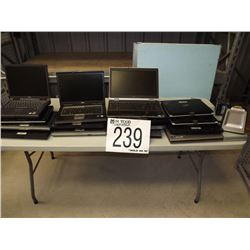 CENTRAL OFFICE MISC. LAPTOPS, CPU,