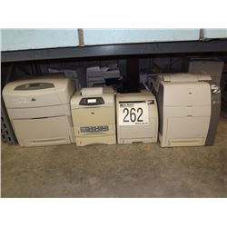 CENTRAL OFFICE MISC. PRINTERS