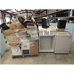 Misc. Paper Shredders, Keyboards, Printer Ribbons