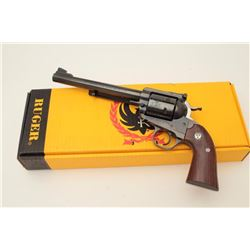 "Ruger New Model Super Blackhawk Bisley single  action revolver, .44 Magnum caliber, 7.5""  barrel, bl"