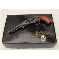 "Colt New Model Blackpowder series '49 Pocket  Model percussion revolver, .38 caliber, 5.5""  octagon"