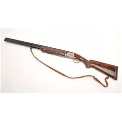 "Browning Pigeon Grade Superposed O/U shotgun,  12 gauge, 30"" ventilated rib barrels, blued  finish t"