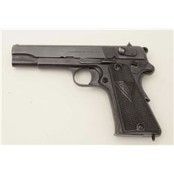 "Radom VIS Model 35 semi-automatic pistol, 9mm  caliber, 4.5"" barrel, nazi proofed, military  black f"