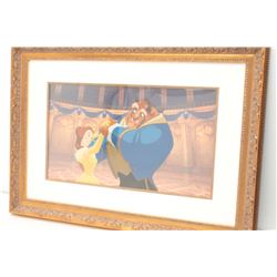 "Original Disney art from 1st production  (#470/500), entitled ""Ballroom Dancing"",  framed and sold b"