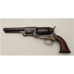 Ultra-rare Colt Whitneyville Hartford Dragoon  (2nd Type), S/N 1200. This rare Whitneyville  shows f