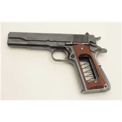United States Property-marked Remington Model  1911A-1 Armorer's Cut-Away semi-automatic  pistol, .4