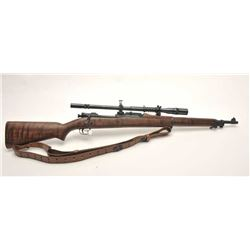 "U.S. Springfield Model '03 bolt action rifle,  rebuilt by Miltec Mfg., .30-06 caliber, 24""  S.A. bar"