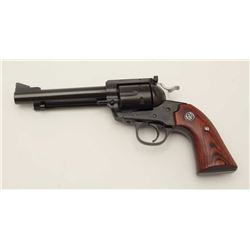 "Ruger New Model Blackhawk Bisley single  action revolver, .44 Special caliber, 5.5""  barrel, blued f"