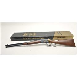 "Browning Model B-92 lever action SRC  Centennial (1878-1978), .44 Rem. Mag.  caliber, 20"" barrel, bl"