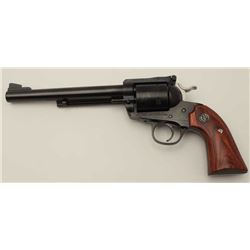 "Ruger New Model Super Blackhawk single action  Bisley revolver, .44 Magnum caliber, 7.5""  barrel, bl"
