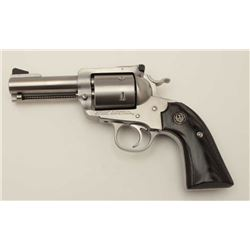 "Ruger New Model Super Blackhawk single action  Bisley revolver, .44 Magnum caliber, 3.75""  barrel, s"