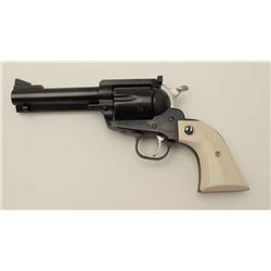 "Ruger New Model Blackhawk single action  revolver, .45 caliber with extra .45 ACP  cylinder, 4.75"" b"