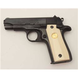 "Colt Mark IV/Series 80 Government Model  semi-automatic pistol, .380 Auto caliber,  3.5"" barrel, blu"