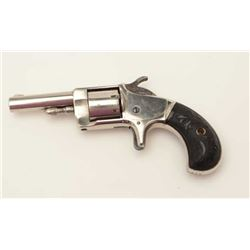 "Monitor spur trigger revolver by Whitney, .22  caliber spur trigger revolver, 2.25"" round  barrel, n"