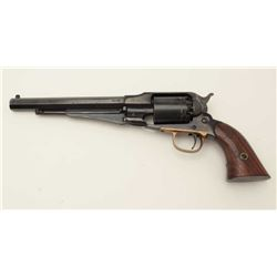 Navy Arms Co. replica of a Remington Model  1858 single action percussion revolver, .44  caliber, 8""