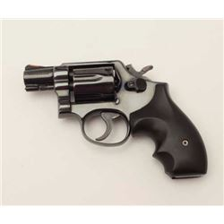 "Smith & Wesson Model 10-5 DA revolver, .38  Special caliber, 2"" barrel, blued finish,  Secret Servic"