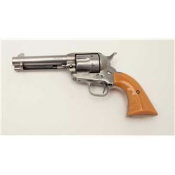 "Cimarron SAA revolver, .45 caliber, 4.75""  barrel, composite grips, S/N P30087, in  overall good to"
