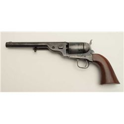 "Non-Colt copy of a Colt Model 1871-72 Open  Top single action revolver, .44 caliber, 7.5""  barrel, b"