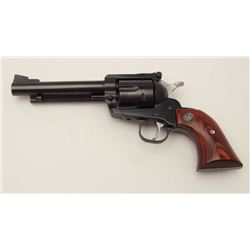 "Ruger New Model Super Blackhawk Single Action  revolver, .44 Magnum caliber, 5.5"" barrel,  blued fin"