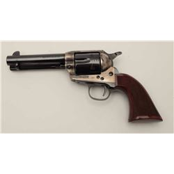 "Uberti made for Taylors & Co. Model 1873 SAA  revolver, .45 Colt caliber, 4.75"" barrel,  blued and c"