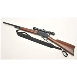 Marlin Model 1895 lever action rifle, .45/70  Govt. caliber, serial #22040570.  The rifle  is in ver