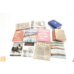Lot of approximately 15 reference books on  weaponry, the Civil War and more including  original har