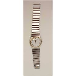 Concord Mariner quartz (Swiss) wristwatch;  approximately 30-40 years old; very good  running condit