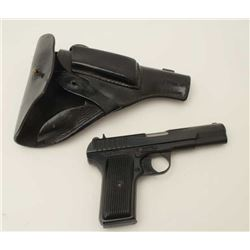 Romanian-made Tokarev Model TTC  semi-automatic pistol, import-marked  (C.A.I.), 7.62mm caliber, 4.5