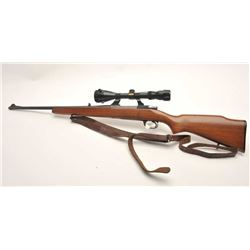 "Commercial Mauser bolt action rifle,  Centurion Model 123 marked ""Golden State  Arms"", .30-06 calibe"