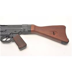 American Tactical by GSG STG44 Schmeisser  semi-auto rifle, .22 L.R. caliber, serial  #535096.  The