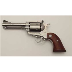 Ruger New Model Super Blackhawk single action  revolver in .44 Mag. with stainless steel  finish, 4