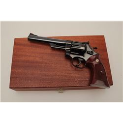 Smith & Wesson Model 29-2 Double Action  Revolver in .44 Mag. with pinned barrel and  recessed cylin