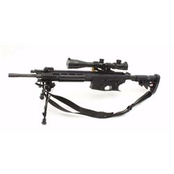 California compliant Ruger SR-762 (AR-10)  7.62 Nato/ .308 caliber semi-auto rifle with  quality Ija