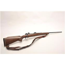 Winchester Pre-64 Model 70 bolt action rifle,  .300 Winchester Magnum, serial #433178.  The  rifle i