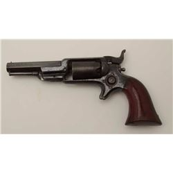 Colt 2nd model .28 caliber 1855 Root revolver  in very good plus original condition  retaining 70%-8